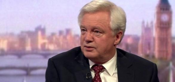 David Davis, ministrul britanic pentru Brexit