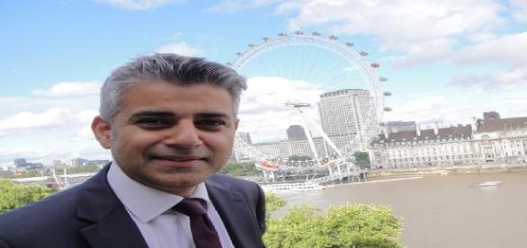 Mayor of London Sadiq Khan feels Britain may stay in the Single Market (Sadiq Khan via Flikr).