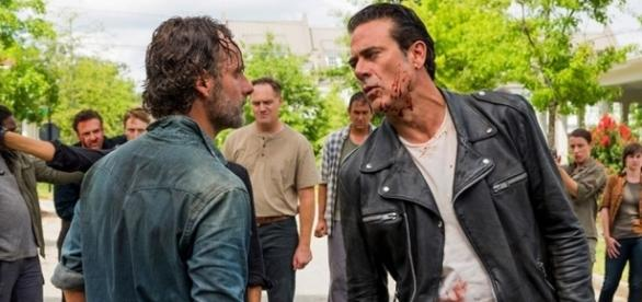 The Walking Dead, saison 7 : les 9 moments-clés de l'épisode 8 qui ... - premiere.fr