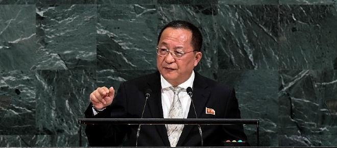 Ministro da Coreia do Norte afirma: ataque contra EUA será 'inevitável'