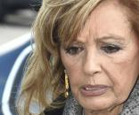 La accidentada vuelta de María Teresa Campos a la televisión.