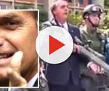 Bolsonaro explica por que Brasil precisa dos militares