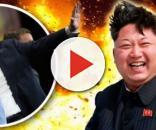 Donald Trump e Kim Jong Un estão em pé de guerra