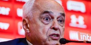Conselheiro acusa Leco de agressão e ofensas