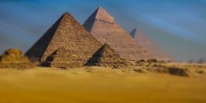 Misterul Marii Piramide din Gizeh a fost rezolvat - Foto: pixabay.com