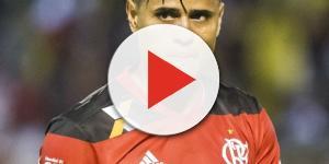Everton, jogador do Flamengo, pode estar próximo de deixar o clube