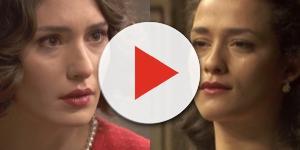 Il Segreto, anticipazioni: la rivelazione di Lucia che sciocca Camila