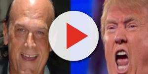 Jesse Ventura and Donald Trump, via Twitter