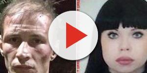 Le immagini di Dmitry Bakshaev e Natalia Shaporenko, coppia russia cannibale, diffuse sui social. Foto: Facebook.