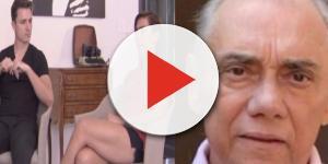 Marcelo Rezende teve segredos divididos em família