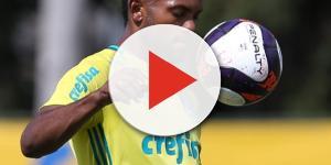 Miguel Borja pode deixar o Palmeiras.