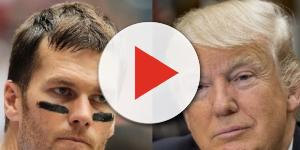 Tom Brady, Donald Trump, via Twitter