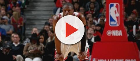 Dwyane Wade has recieved a buyout - Youtube Screen Grab (Black9ne)