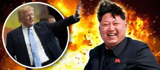 Coreia do Norte diz que Trump declarou guerra e anuncia abate militar histórico