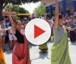 El Festival Holi de Terra Natura Benidorm supera su récord de ... - aquienalicante.com