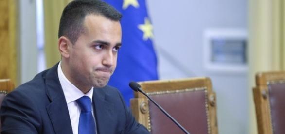 Luigi Di Maio, candidato premier del Movimento 5 Stelle