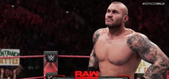 WWE 2K18 Gameplay Demo. (Image Credit: EspacioNinjaX/YouTube)