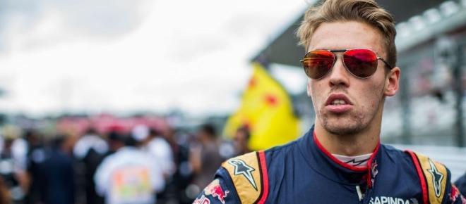 Toro Rosso deja sin asiento a Daniil Kvyat