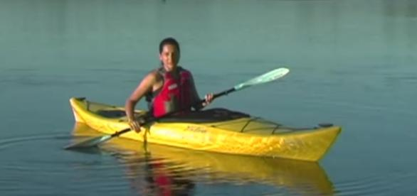 4 kayaking destinations in America. [Image: Paddle TV/YouTube screencap]