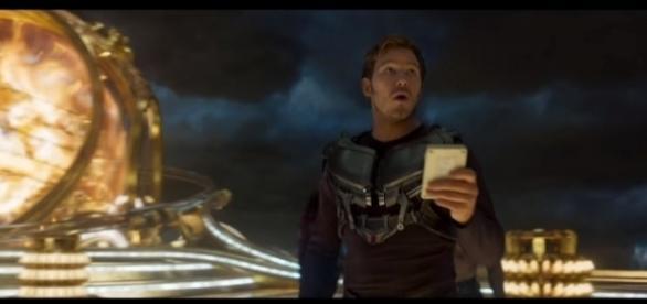 Chris Pratt | credit, Marvel Entertainment, YouTube screenshot)