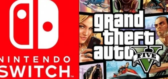 'Grand Theft Auto V' may be released on Nintendo Switch?(Image via Snorth93/YouTube Screenshot)