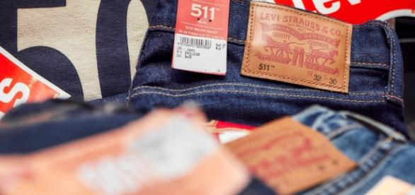 Levi's - jeans storia - denim - Levi strauss