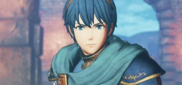 Marth in 'Fire Emblem Warriors.' (image source: YouTube/IGN)