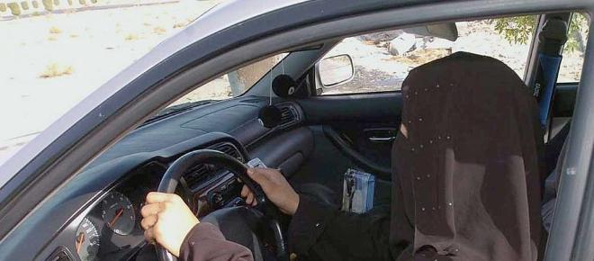Historisch: Saudi Arabien erlaubt Frauen erstmals das Autofahren in Städten