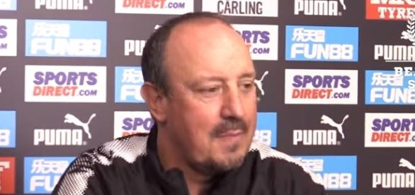 Rafa Benitez Full Pre-Match Press Conference - Newcastle v Liverpool - Premier League Image - BeanymanSports | YouTube