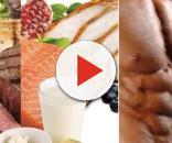 Conoce los poderosos alimentos caseros para ganar masa muscular - locurafitness.com