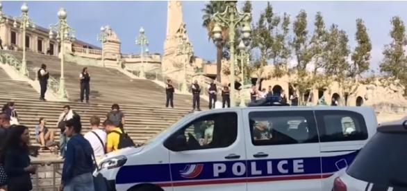 Fatal knife attack at station in Marseille, France Image - ODN | YouTube