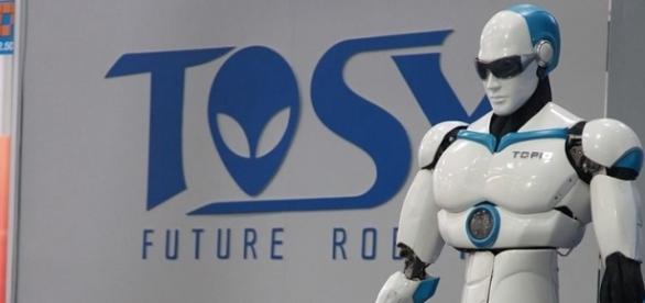 Humanoid Robot ((Image credit: Humanrobo/Wikimedia Commons)