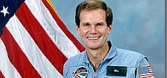 Bill Nelson astronaut (Courtesy NASA)