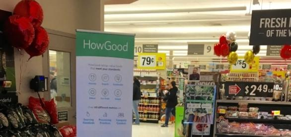HowGood will be implemented in certain Stop & Shop locations. / Photo via Alexander Gillett and HowGood, used with permission.