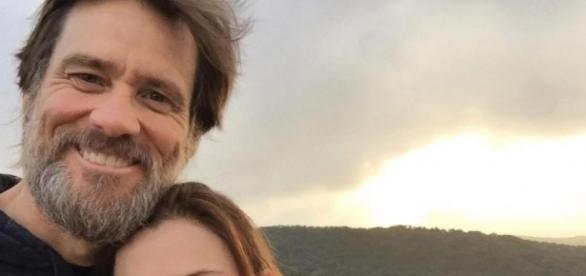 Jim Carrey retaliates against Cathriona White's family - [Image via Cathriona White/Twitter]