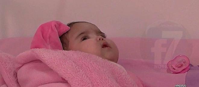Menina de 3 anos que lutava contra síndrome rara morre de meningite na Capital