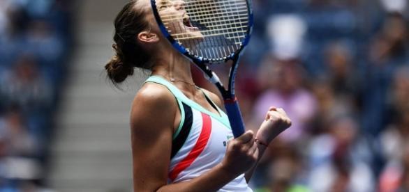 Karolina Pliskova accède au quatrième tour | Tennis - lapresse.ca