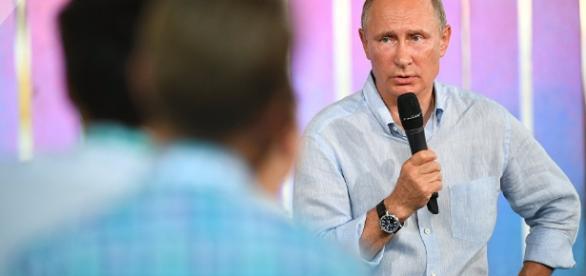 Poutine dévoile le futur maître du monde - Sputnik France - sputniknews.com