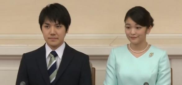Princess Mako to wed commoner Kei Komuro next year. [Image via Youtube/The Star Online]