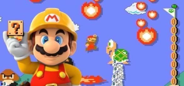 Super Mario Maker - Flickr, bagogames