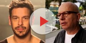 Palavrões e gritaria: Marcelo Tas e João Vicente de Castro brigam feio
