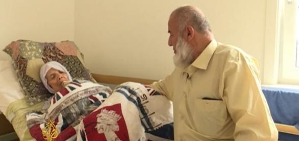 Bibikhal Uzbek, 106, is the world's oldest asylum seeker from Afghanistan. Sweden is sending her home. [Image: YouTube/Al Jazeera English]