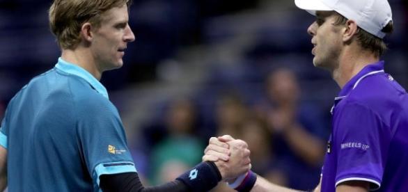 Kevin Anderson se qualifie pour la demi-finale de l'US Open/ Eurosport.fr