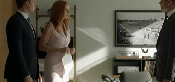 'Suits' season 7 episode 5 spoilers revealed by USA Network- TvPromosDB/YouTube screenshot