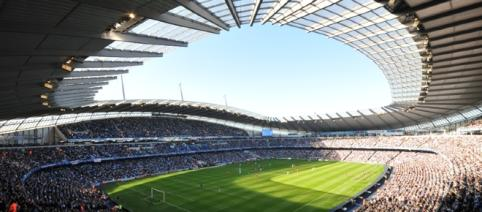 Manchester City Football Club Etihad Stadium