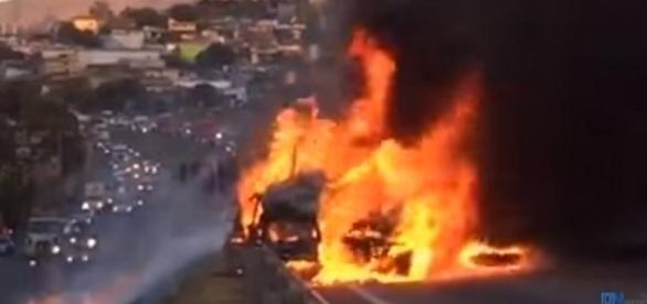 Acidente grave deixa 3 mortos no Anel rodoviário em BH (Foto internet)