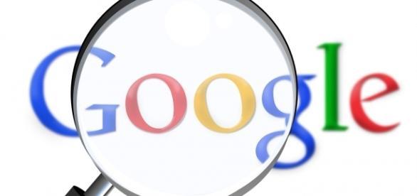 Google logo magnifier illustration - Image Credit: Pixabay