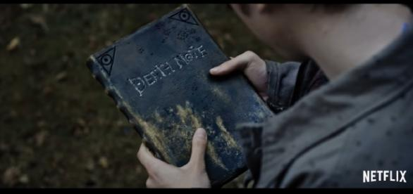 """Fans disappointed by """"Death Note"""" movie. [Image via YouTube/Netflix]"""