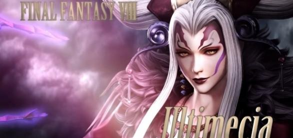 Ultimecia in 'Dissidia Final Fantasy'. (image source: YouTube/スクウェア・エニックス)
