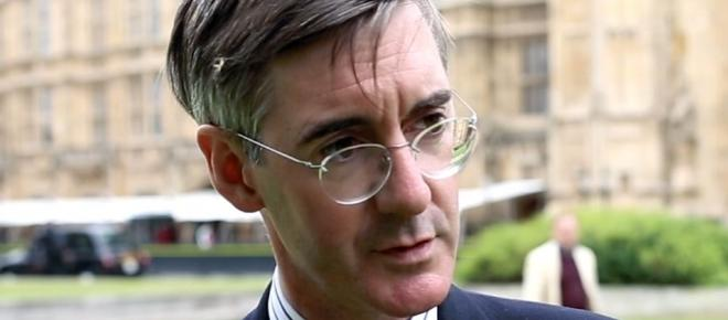 Tory MP Jacob Rees-Mogg 'completely opposed' to abortion – even for rape victims